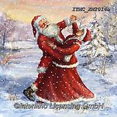 Marcello, CHRISTMAS SANTA, SNOWMAN, WEIHNACHTSMÄNNER, SCHNEEMÄNNER, PAPÁ NOEL, MUÑECOS DE NIEVE, paintings+++++,ITMCXM2014A,#x#