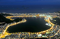 Lagoa Rodrigo de Freitas. Rio de Janeiro. 2008. Foto de Ricardo Azoury.