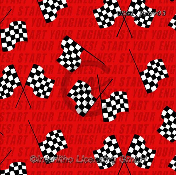 GIORDANO, GIFT WRAPS, GESCHENKPAPIER, PAPEL DE REGALO, paintings+++++Checkered Flags Repeat,USGIPROV03,#gp#, EVERYDAY ,raceing,motosport