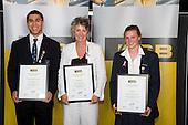 2008 Olympians, Orinoco Fa'amausili-Banse Prince, Daniel Bell represnted by his Mother & Anna Green . ASB College Sport Young Sportperson of the Year Awards 2008 held at Eden Park, Auckland, on Thursday November 13th, 2008.