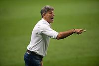 27th December 2020; Arena de Gremio, Porto Alegre, Brazil; Brazilian Serie A, Gremio versus Atletico Goianiense; Gremio manager Renato Gaúcho
