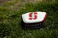 STANFORD, CA - APRIL 23: Stanford Cardinal at Stanford Golf Course on April 23, 2021 in Stanford, California.