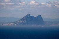 El Peñón de Gibraltar visto desde Ceuta .Club Náutico El Campello - 1ª REGATA VELA CRUCERO EL CAMPELLO - CIUDAD AUTÓNOMA DE CEUTA - I TROFEO CAERO