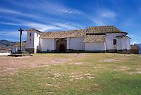 Peru, Maras.  San Francisco de Asis Church, 16th. century.