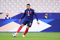 24th March 2021; Stade De France, Saint-Denis, Paris, France. FIFA World Cup 2022 qualification football; France versus Ukraine;  10 KYLIAN MBAPPE (FRA)