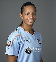 Rosana. Sky Blue FC Headshots 2010