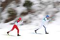 PyeongChang 2018: Cross Country Skiing: Men's 50km Mass Start Classic