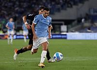 28th August 2021; Olympic Stadium, Rome, Italy; Serie A football, SS Lazio versus AC Spezia : Pedro Ledesma of Lazio