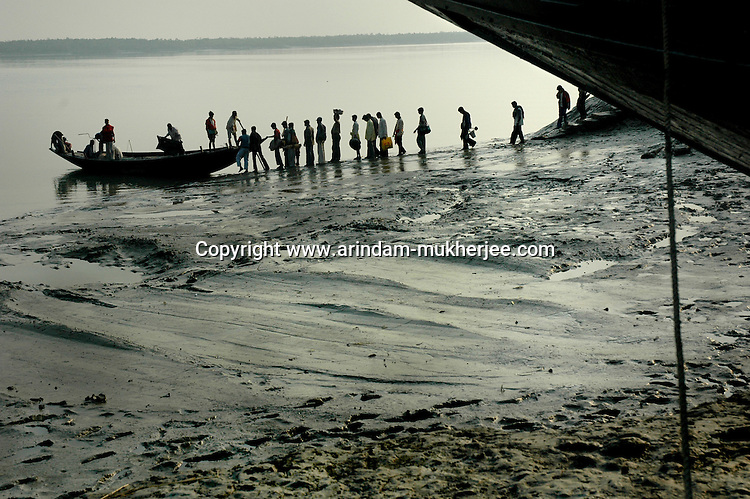 Boat is the only mode of communication with the main land. Lack of communication is the main reason for making Sunderban the most under developed part of the country, West Bangal, India. Dec 2005. Arindam Mukherjee