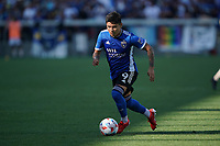 SAN JOSE, CA - AUGUST 8: Javier Lopez #9 of the San Jose Earthquakes during a game between Los Angeles FC and San Jose Earthquakes at PayPal Park on August 8, 2021 in San Jose, California.