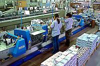 Indústria gráfica Pancrom em São Paulo. 2003. Foto de Juca Martins.