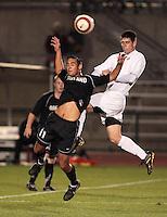 Oakland MI vs. OSU Men's Soccer, 10-10-2007 1st half