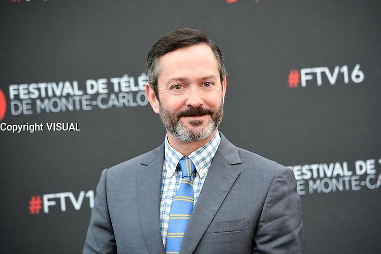 THOMAS LENNON - 56E FESTIVAL DE TELEVISION DE MONTE-CARLO