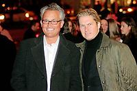 Designers James Mishka, Mark Badgley, Photo by Steve Mack/PHOTOlink