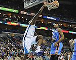 New Orleans Hornets vs. Oklahoma City Thunder