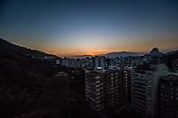 19/08/2020 - AMANHECER NO RIO DE JANEIRO