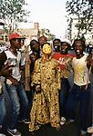 Redemption Day celebration Monrovia Liberia, West Africa. 1983
