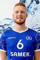 LEEK - Volleybal, Presentatie Lycurgus , seizoen 2021-2022, 01-09-2021 , Lycurgus speler Luuk Hofhuis