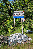 Val Cavargna, provincia di Como, san Bartolomeo val Cavargna,