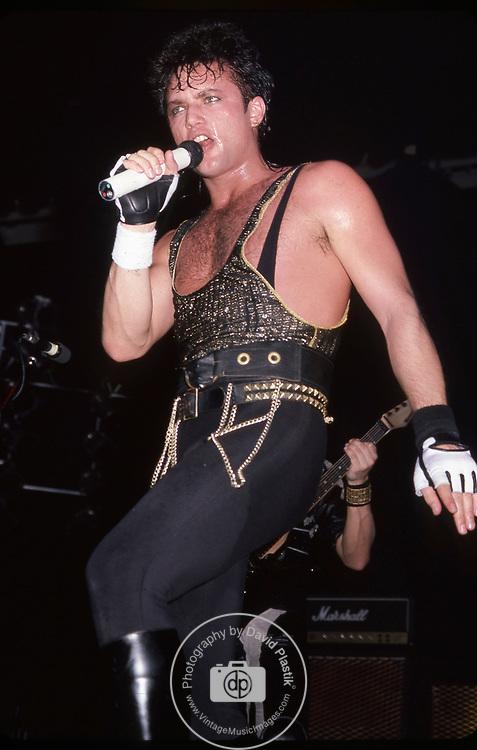 Queensryche 1984, Geoff Tate