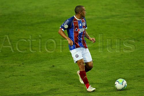 16th November 2020; Couto Pereira Stadium, Curitiba, Brazil; Brazilian Serie A, Coritiba versus Bahia; Nino Paraíba of Bahia