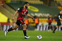 17th April 2021; Carrow Road, Norwich, Norfolk, England, English Football League Championship Football, Norwich versus Bournemouth; Cameron Carter-Vickers of Bournemouth