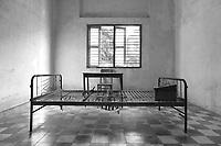 Tuol Svay Pray High School (S-21 prison) in  Phnom Penh, Cambodia, 2018