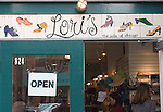 Shopping, Lori's Designer Shoes, Chicago, Illinois