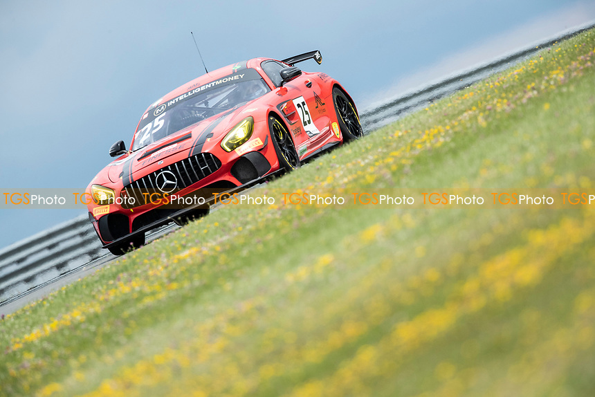 Dave Whitmore & Jake Giddings, Mercedes AMG GT4, Car Gods with Ciceley Motorsport during the British GT & F3 Championship on 11th July 2021