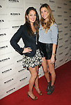 Whitney Port & Roxy Olin at The LC Lauren Conrad for Kohl's Launch Party  on Melrose Place in West Hollywood, California on October 01,2009                                                                   Copyright 2009 DVS / RockinExposures