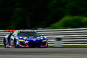 IMSA WeatherTech SportsCar Championship<br /> Northeast Grand Prix<br /> Lime Rock Park, Lakeville, CT USA<br /> Saturday 22 July 2017<br /> 86, Acura, Acura NSX, GTD, Oswaldo Negri Jr., Jeff Segal<br /> World Copyright: Gavin Baker<br /> LAT Images
