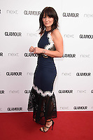 Davina McCall<br /> arrives for the Glamour Women of the Year Awards 2016, Berkley Square, London.<br /> <br /> <br /> ©Ash Knotek  D3130  07/06/2016