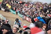 Kevin Pauwels (BEL/Marlux-Bingoal)<br /> <br /> Men's Elite Race<br /> Belgian National Cyclocross Championships 2018 / Koksijde