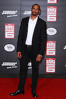 HOLLYWOOD, LOS ANGELES, CA, USA - NOVEMBER 04: Damon Wayans Jr. arrives at the Los Angeles Premiere Of Disney's 'Big Hero 6' held at the El Capitan Theatre on November 4, 2014 in Hollywood, Los Angeles, California, United States. (Photo by David Acosta/Celebrity Monitor)