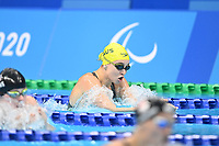 Keira Stephens / Swimming Finals<br />Tokyo Aquatic Centre <br />2020 Tokyo Paralympic Games<br />Paralympics Australia / Day 10<br />Tokyo Japan :   September 3 2021<br />© Sportshoot / Delly Carr / PA