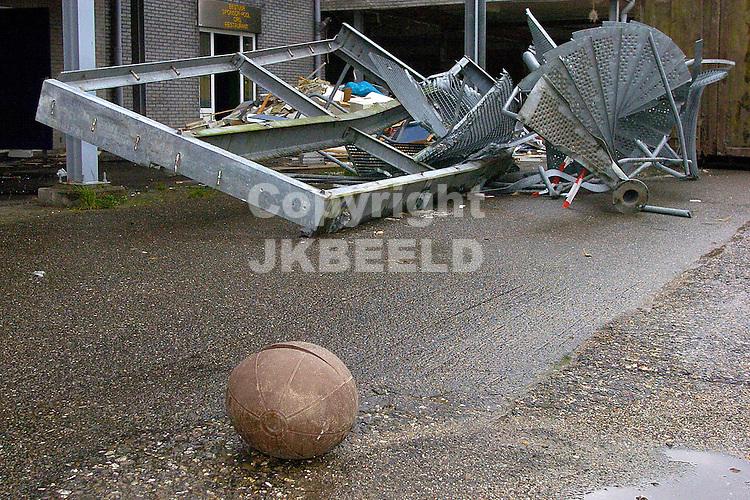 sloop oosterparkstadion 15-11-2006
