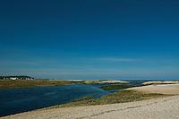 The River Spey, Spey Bay, Moray