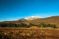 Beinn Eighe, Beinn Eighe National Nature Reserve Ross & Cromarty, Northwest Highlands