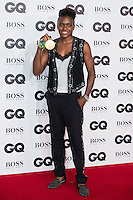 Nicola Adams arrives for the GQ Men Of The Year Awards 2016 at the Tate Modern, London