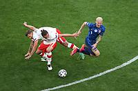 SANKT PETERSBURG 14.06.2021 MECZ I RUNDA GRUPA E MISTRZOSTW EUROPY 2020: POLSKA - SLOWACJA --- FIRST ROUND GROUP E UEFA EURO, EM, Europameisterschaft,Fussball 2020 MATCH IN SAINT PETERSBURG: POLAND - SLOVAKIA KAROL LINETTY GRZEGORZ KRYCHOWIAK ONDREJ DUDA FOT. PIOTR KUCZA/FOTOPYK / NEWSPIX.PL --- Newspix.pl PUBLICATIONxNOTxINxPOL 210614PYK0049 <br /> <br /> Photo Imago/Insidefoto<br /> ITALY ONLY