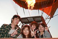 20121125 November 25 Hot Air Balloon Cairns
