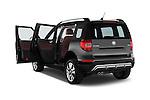 Car images of a 2014 Skoda YETI LAURIN & KLEMENT OUTDOOR 5 Door SUV 4WD Doors