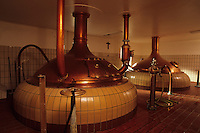 Europe/Belgique/Wallonie/Province du Luxembourg/Orval : Abbaye d'Orval - La brasserie bières trappistes