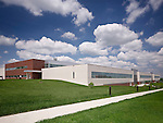 Human Performance Wing Complex at Wright-Patterson U.S. Air Force Base | Architect: Cannon Design