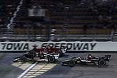 Spencer Pigot, Ed Carpenter Racing Chevrolet, Ed Carpenter,   Ed Carpenter Racing Chevrolet, James Hinchcliffe, Arrow Schmidt Peterson Motorsports Honda