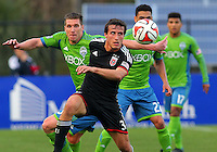 D.C. United vs Seattle Sounders, March 1, 2014