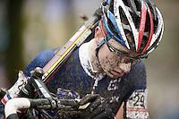 Sébastien Havot (FRA)<br /> <br /> 2014 UCI cyclo-cross World Championships, junior men