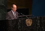 Libia<br /> <br /> Honering Ali Abdussalam Treki