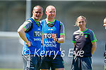 Darragh Long in the Lidl Ladies National Football League Division 2A Round 2 at Austin Stack Park, Tralee on Sunday.