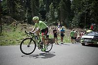 Alex Howes (USA/Cannondale-Drapac)<br /> <br /> Stage 18 (ITT) - Sallanches › Megève (17km)<br /> 103rd Tour de France 2016
